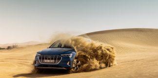 e-tron: il SUV Audi a elettroni