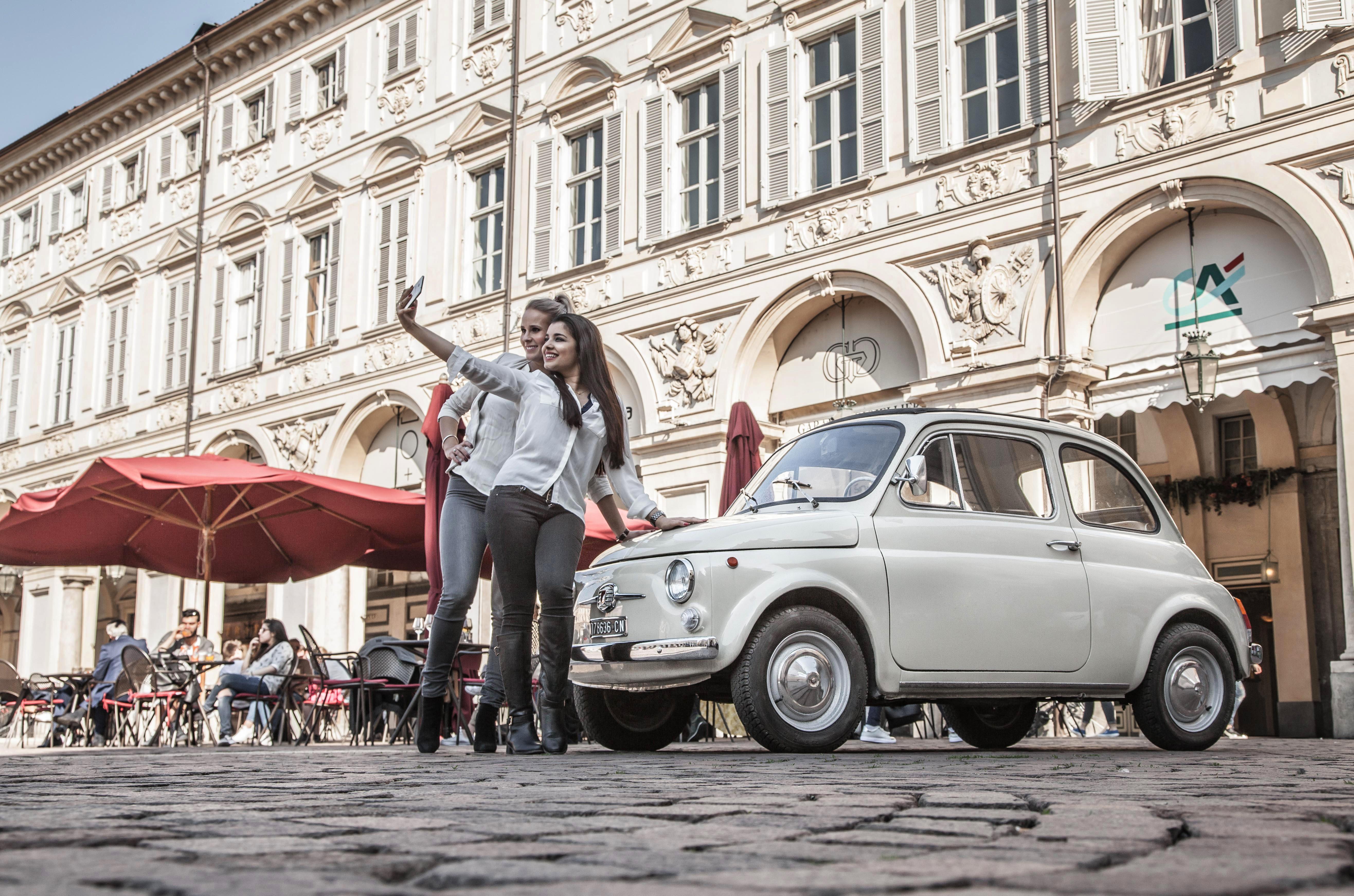 Fiat 500 F esposta al MoMA