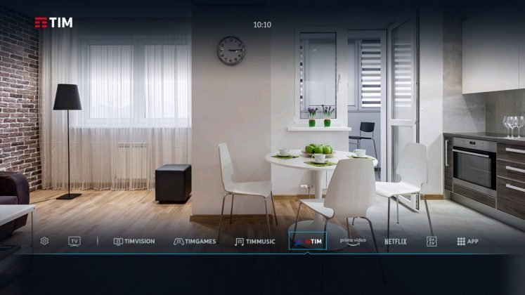 IoTIM smart home