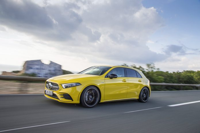 amg a35 video gallery