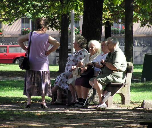 Pensionamento, secondo i geriatri fa male alla salute