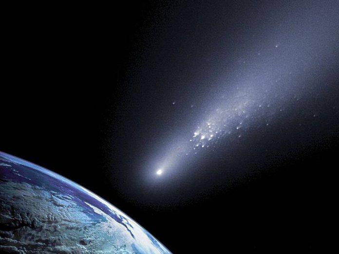 Materia extraterrestre in Sudafrica: la scoperta all'interno di frammenti di meteorite