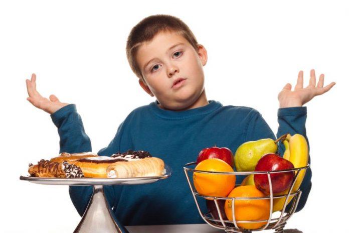 Obesità infantile, aumentata di 11 volte in 40 anni