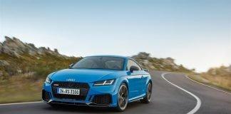 Nuova Audi TT RS Coupè