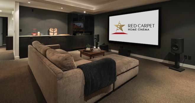 Red Carpet Home Cinema, arriva il Netflix per super ricchi