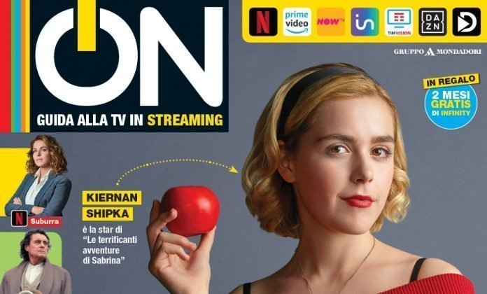 Nasce On, la guida dedicata alla TV in streaming