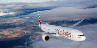 Niente più plastica sui voli Emirates