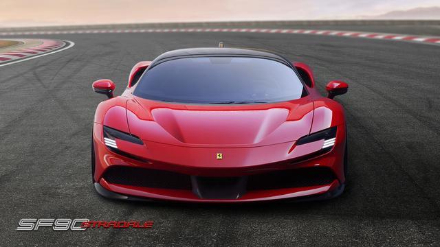 Ecco la nuova Ferrari SF90 Stradale