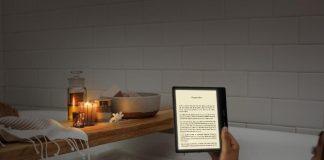 Ecco il nuovo Kindle Oasis