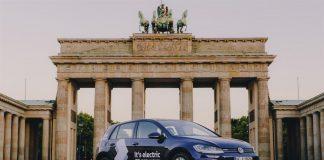WeShare: a Berlino la Volkswagen inaugura il car sharing elettrico