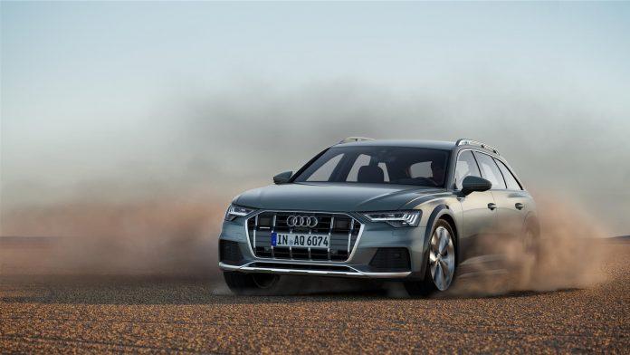 Audi A6 allroad quattro: al via gli ordini
