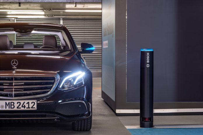 Bosch e Daimler ottengono l'approvazione per il parcheggio autonomo senza supervisione