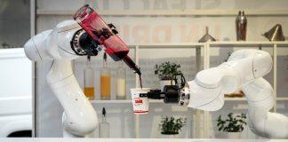 Arriva a Milano il Robot Bar della salute