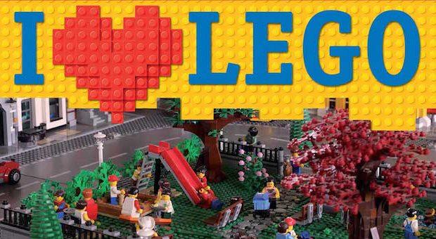 I Love Lego, a Milano i mattoncini diventano opere d'arte
