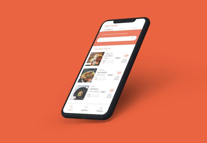 MyCIA, l'app che ti dice dove mangiare il tuo piatto preferito