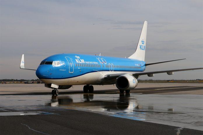 KLM festeggia 100 anni di grandi successi