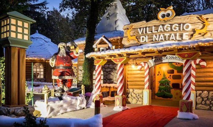 Il villaggio di Natale più grande d'Italia: a Milano arriva un mega parco a tema