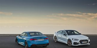 Audi RS 5 Coupé e RS 5 Sportback