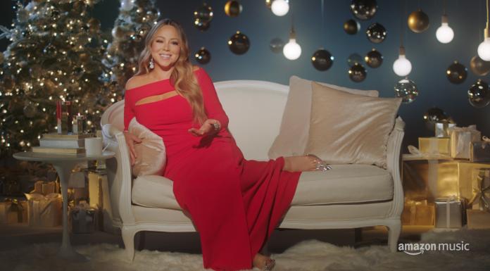 "Amazon Music racconta la storia di ""All I Want for Christmas Is You"" di Mariah Carey"