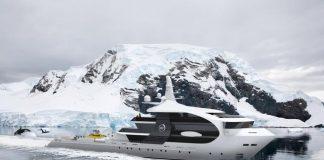 Orca, il superyacht Explorer di Rossetti ispirato alla natura
