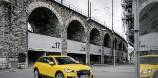 Nuove Audi Q2 e Audi A1 2020