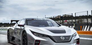 La nuova Nissan LEAF NISMO RC debutta in Europa