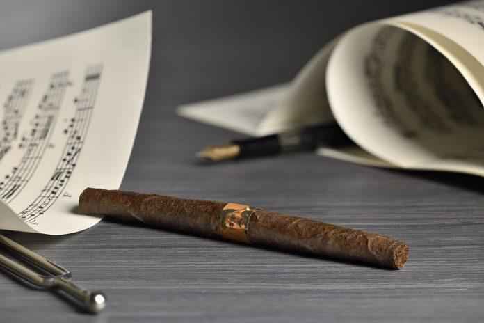 "MST lancia il sigaro Toscano ""Puccini"""
