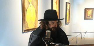 """Vinicio Capossela si esibisce in """"Modì"""" alla mostra di Modigliani"""