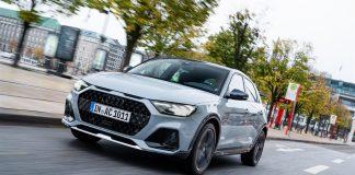 Audi A1 citycarver: nuova versione 35 TFSI con tecnologia COD