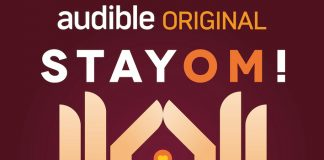 "Su Audible arriva ""StayOm! Diario creativo al tempo della quarantena"""
