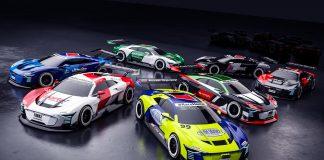 #RaceHome: dalla pista alla PlayStation con i piloti ufficiali Audi