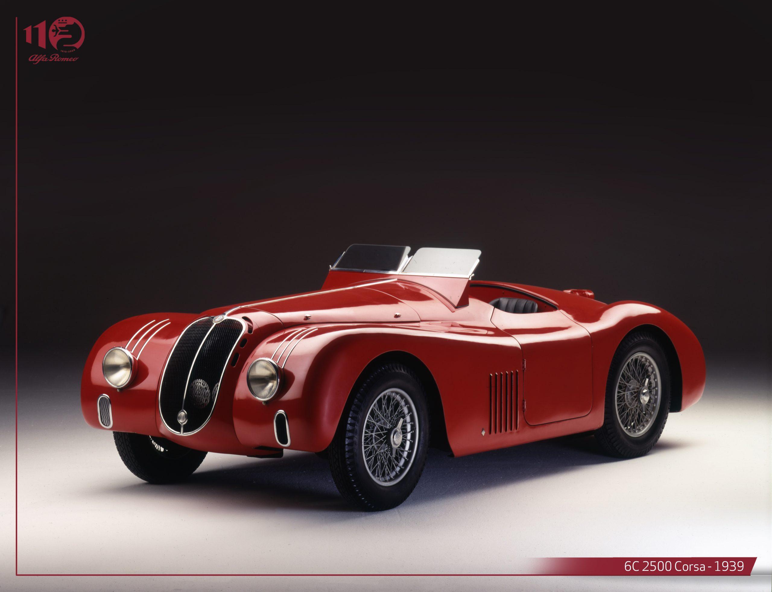 Alfa Romeo 6c 2500 corsa