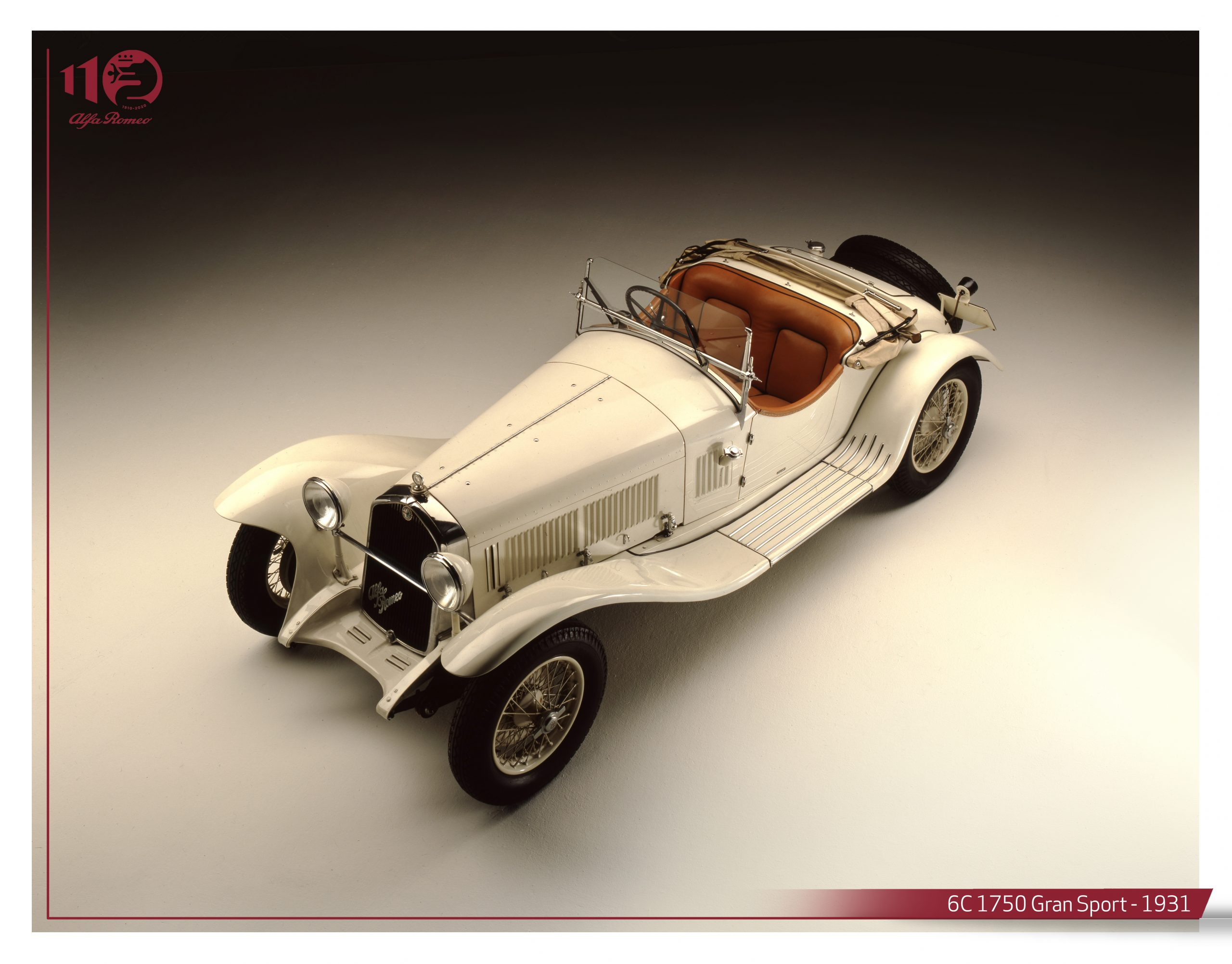 Alfa Romeo 6c gran sport del 1931