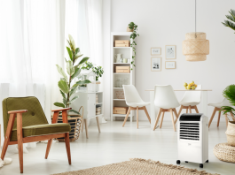 Nuovo Air Cooler Beko EFE603W