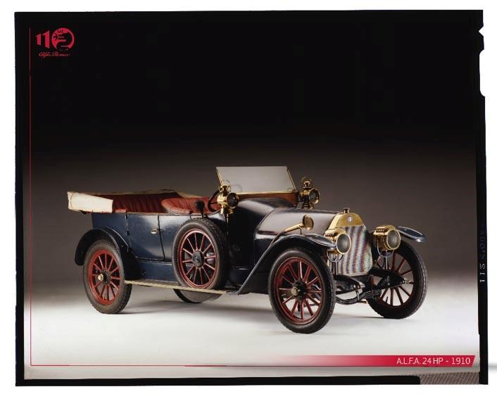 Alfa romeo 24 hp