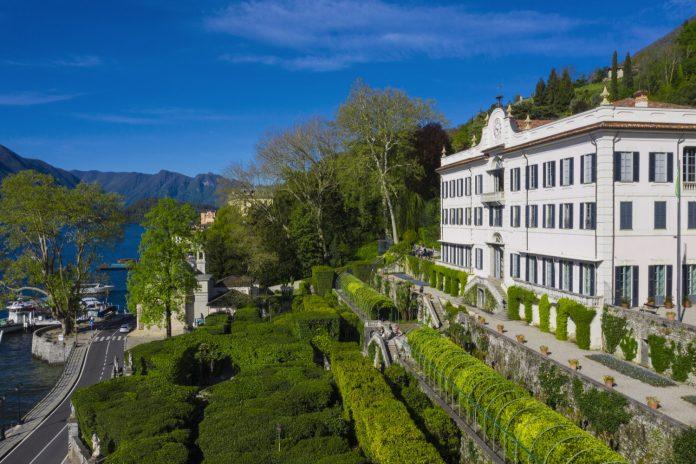 Villa Carlotta sul Lago di Como riapre al pubblico