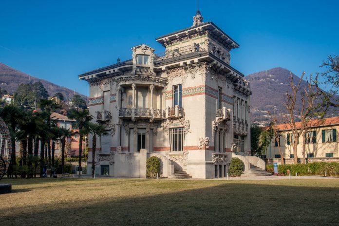 Riapre il Museo di Villa Bernasconi (Cernobbio, Como)