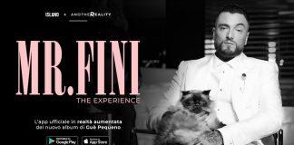 MR. FINI - The Experience, l'app del nuovo album di Guè Pequeno