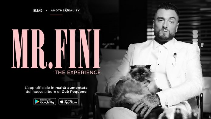 MR. FINI - The Experience, l'app del nuovo album di Guè Pequeno