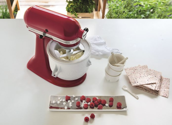 KitchenAid: un gelato da vero Maestro
