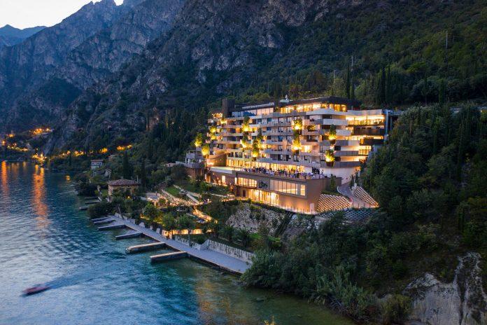 EALA: il nuovo 5 stelle lusso a Limone sul Garda
