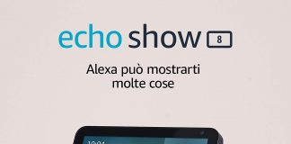 Amazon presenta i nuovi Echo Show 8 ed Echo Show 5